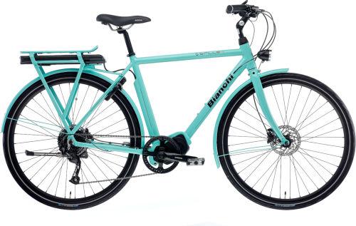 Bianchi Altus 9sp 2020 Electric bike