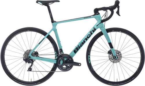 Bianchi Ultegra 11sp Compact 2020 Endurance bike
