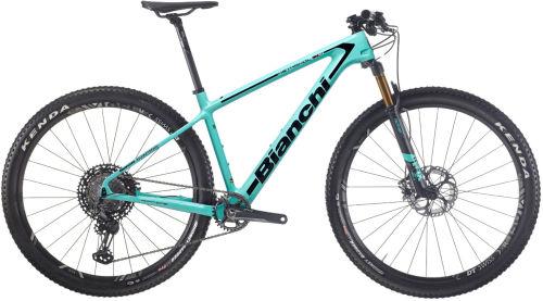 Bianchi 9.2 – XTR 1x12sp 2020 Cross country (XC) bike