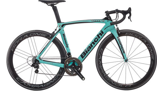 Bianchi Chorus 11sp Compact 2017 Racing bike
