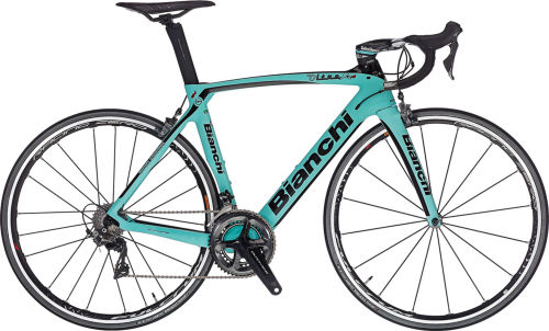 Bianchi Dura Ace 11sp Compact 2017 Racing bike