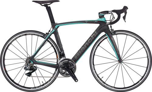 Bianchi Dura Ace Di2 11sp Compact 52/36 2017 Racing bike