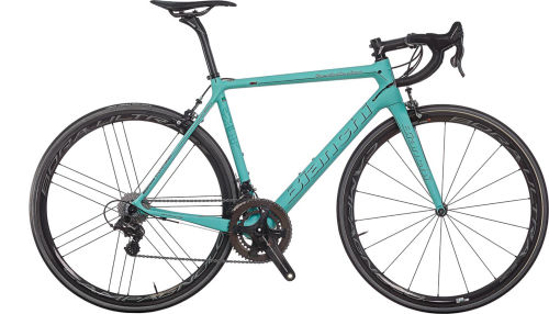 Bianchi Super Record 11sp Compact 2017 Racing bike