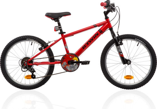 d374cbc1f7ee Btwin 20-INCH RACING BOY 320 CHILDREN S BIKE - RED 2017 First Bike bike
