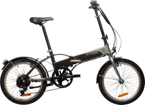 Btwin Hoptown 500 Folding Electric Bike 2017 Electric bike