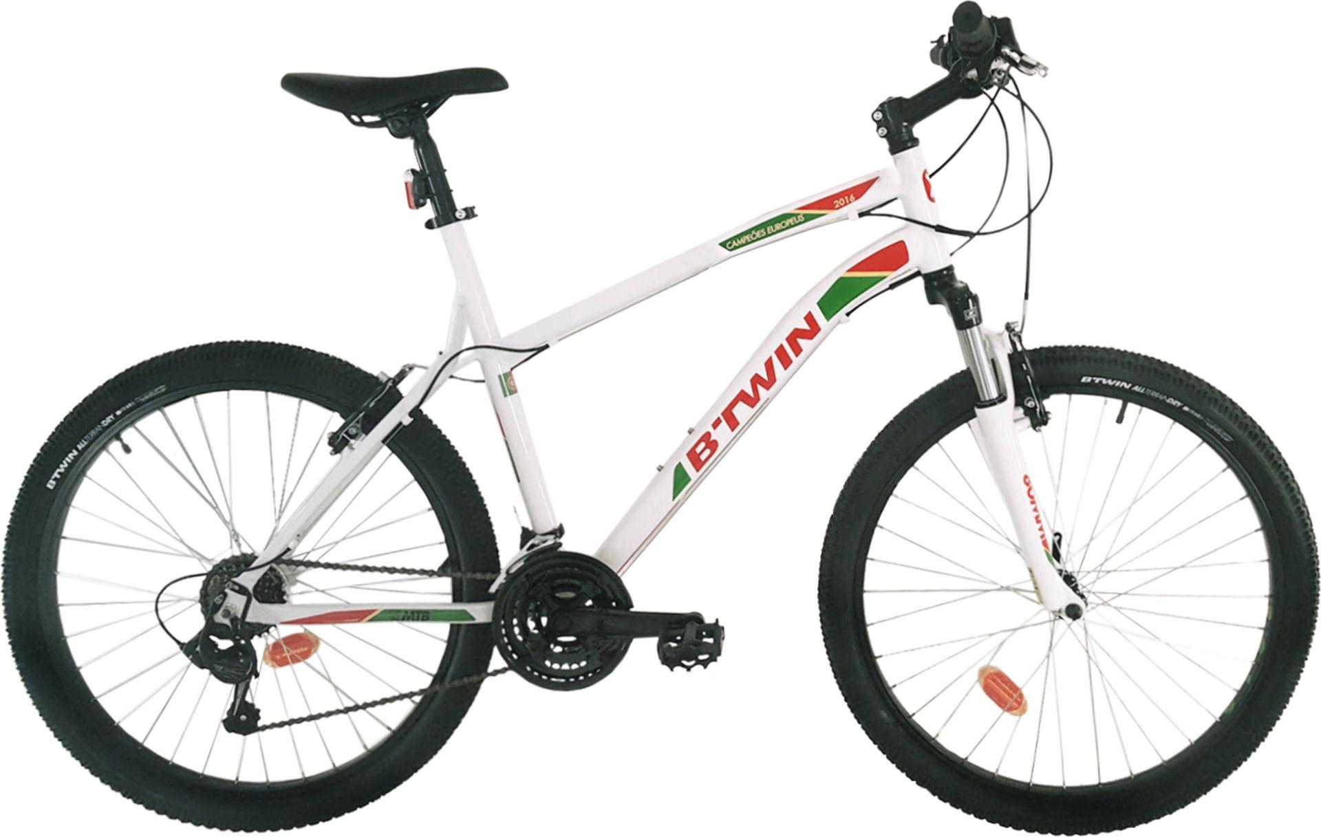 Btwin Rockrider 340 Portugal Mountain Bike 2017 Trail All