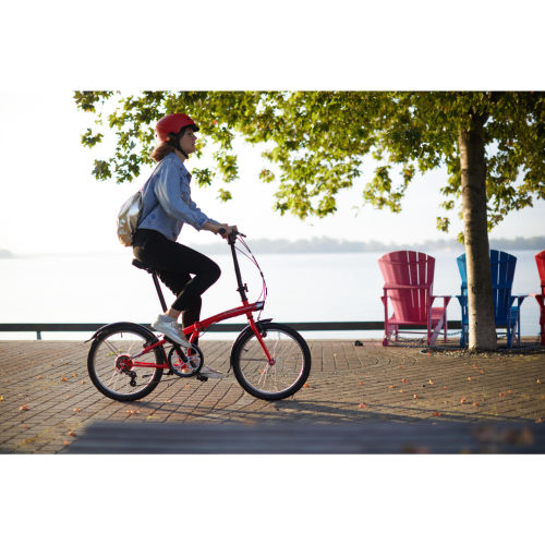 Btwin Tilt 120 2020 Folding bike