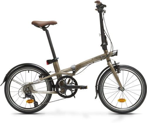 Btwin Tilt 900 2020 Folding bike
