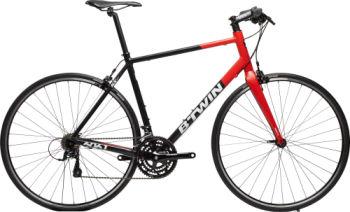Triban 520 FB Road Bike - Black/Red/White