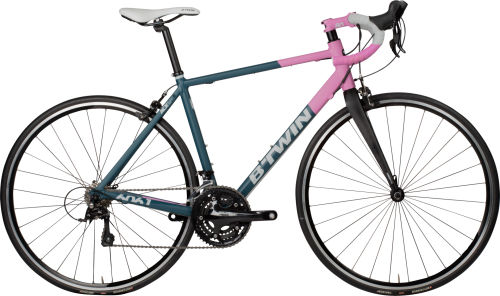 Btwin Triban 520 Women's Road Bike 2017 Racing bike