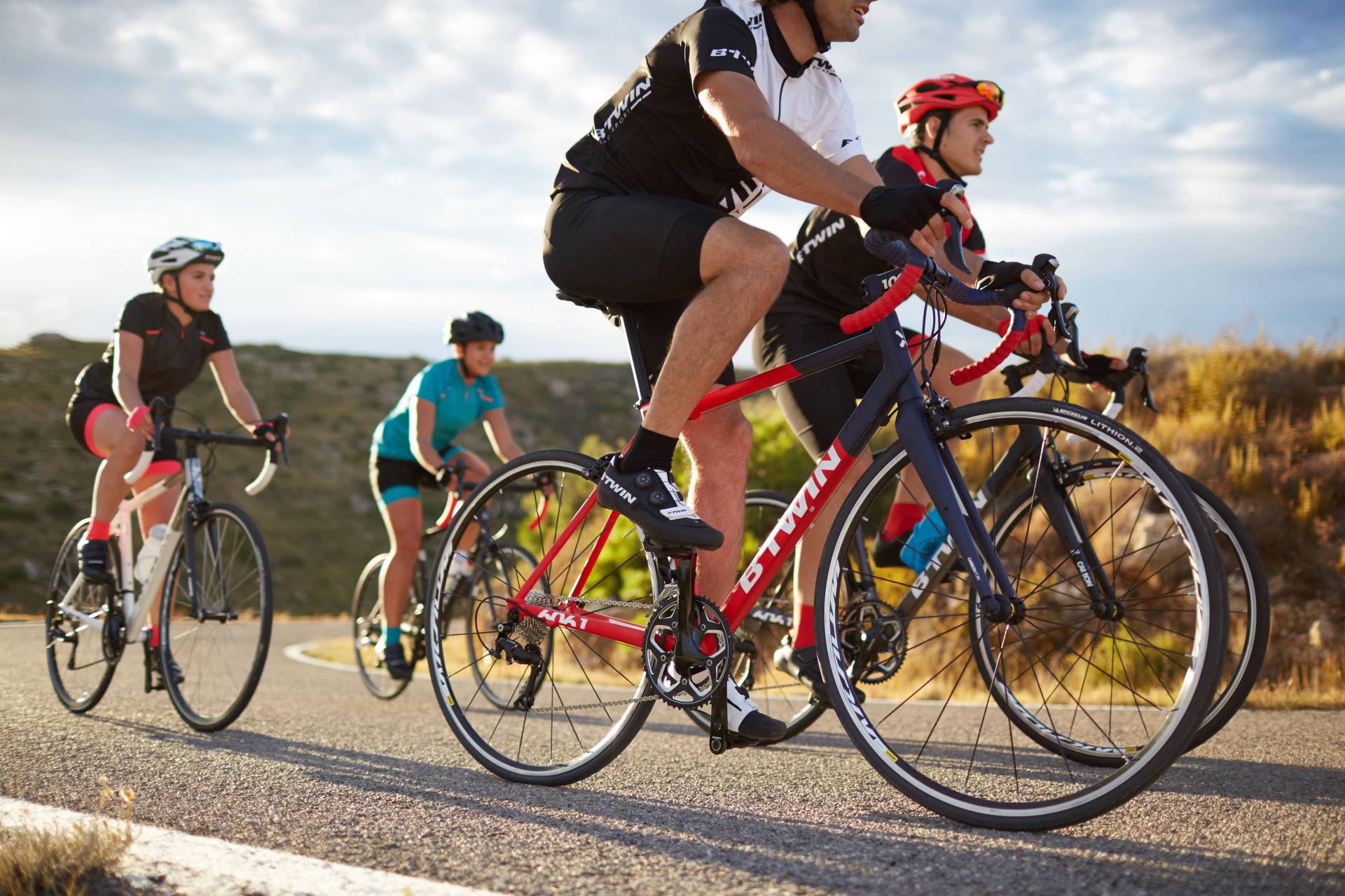 Btwin Triban 540 Road Bike - 105 2017 - Racing bike