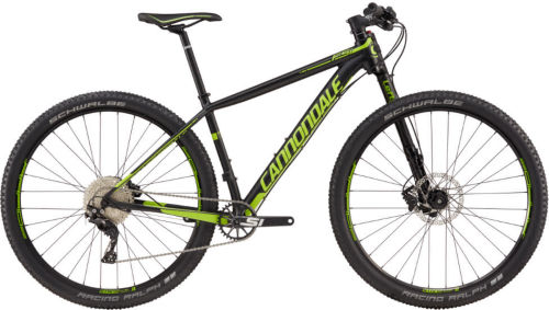Cannondale F-Si 1 2017 Cross country (XC) bike