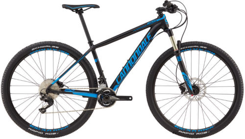 Cannondale F-Si 3 2017 Cross country (XC) bike