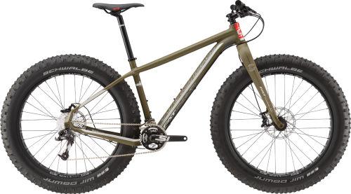 Cannondale Fat CAAD 2 2017 Fat bikes bike