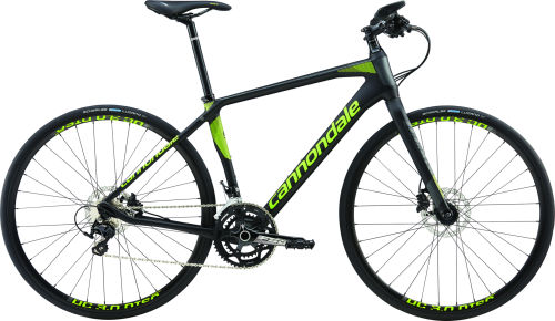 Cannondale Quick Carbon 1 2017 Fitness bike