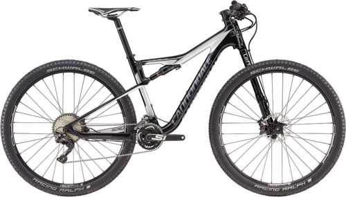 Cannondale Scalpel-Si Carbon 4 2017 Cross country (XC) bike