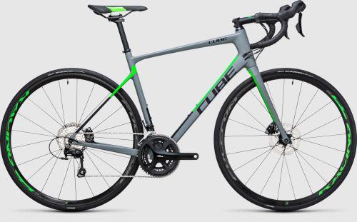 Cube ATTAIN GTC Pro Disc 2017 Hybrid bike