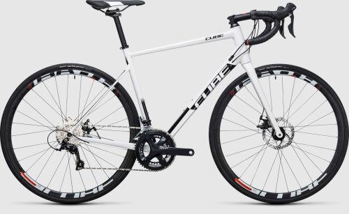 Cube ATTAIN Pro Disc 2017 Hybrid bike
