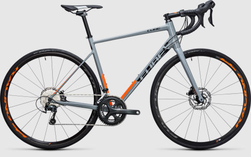 Cube ATTAIN Race Disc 2017 Hybrid bike