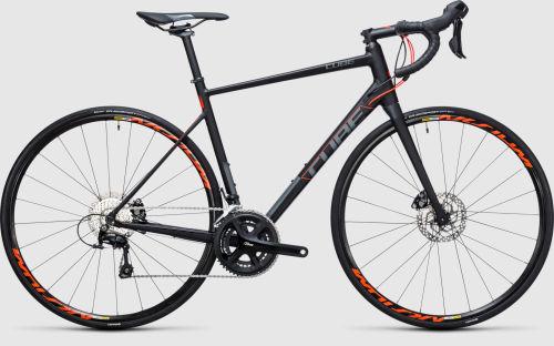 Cube ATTAIN SL Disc 2017 Hybrid bike