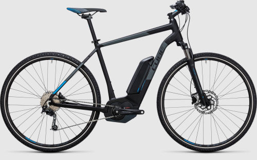 Cube CROSS HYBRID Pro 400 2017 Electric bike