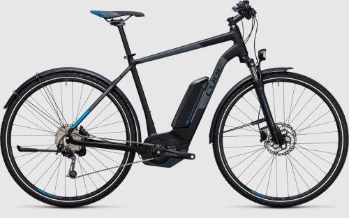 Cube CROSS HYBRID Pro Allroad 400 2017 Electric bike