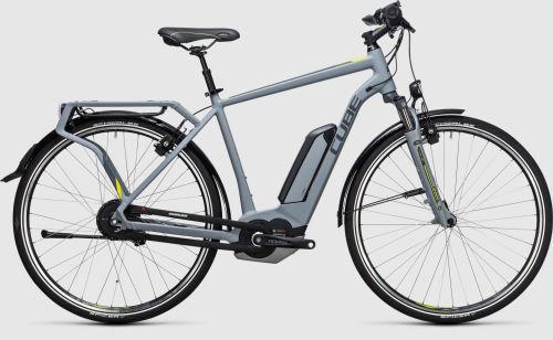 Cube DELHI HYBRID 500 2017 Electric bike
