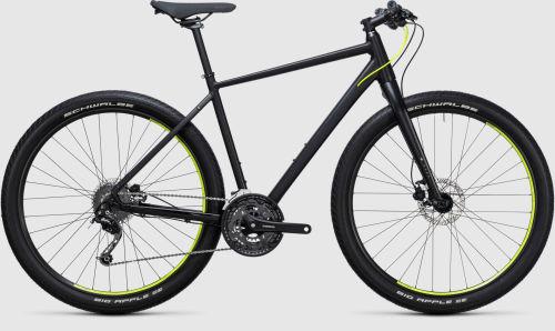 Cube HYDE 2017 Hybrid bike