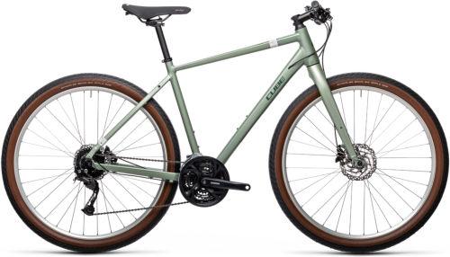 Cube Hyde 2021 Hybrid bike