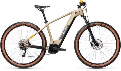 Cube 400 2021 Electric bike