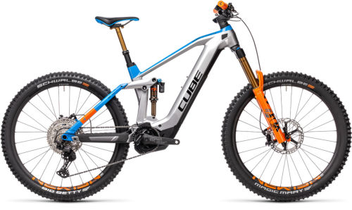 Cube Actionteam 625 27.5 Kiox 2021 Electric bike