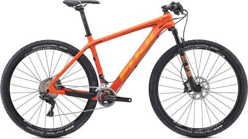 Fuji SLM 29 2.1 2017 Cross country (XC) bike