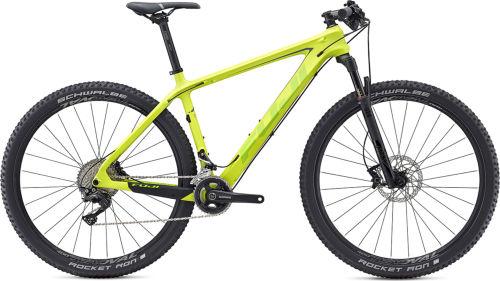 Fuji SLM 29 2.3 2017 Cross country (XC) bike