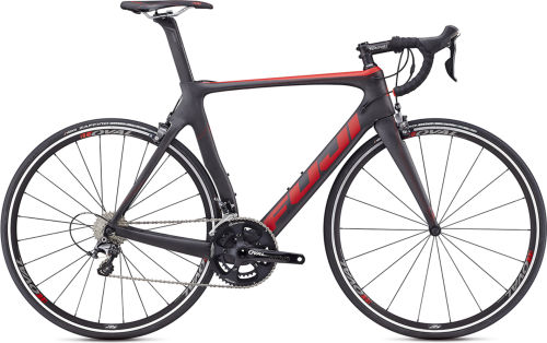 Fuji Transonic 2.3 2017 Racing bike