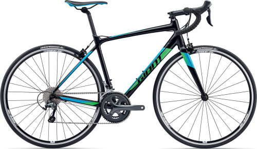 Giant Contend SL 2 2017 Endurance bike