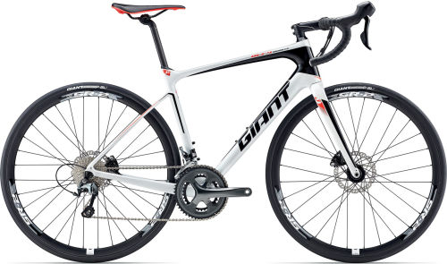 Giant Defy Advanced 3 2017 Endurance bike
