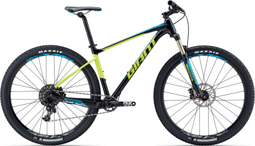 Giant Fathom 29er 1 2017 Trail (all-mountain) bike