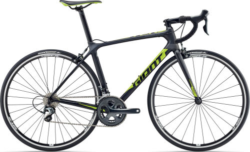 Giant TCR Advanced 3 2017 Racing bike