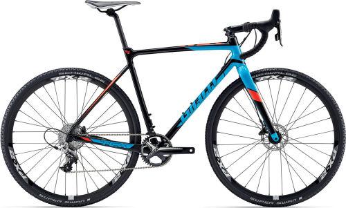 Giant TCX SLR 1 2017 Cyclocross bike