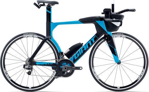 Giant Trinity Advanced Pro 0 2017 Triathlon bike