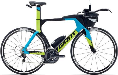 Giant Trinity Advanced Pro 2 2017 Triathlon bike