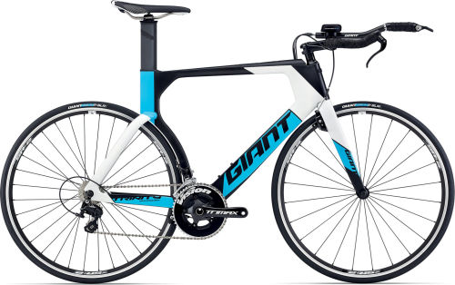 Giant Trinity Advanced 2017 Triathlon bike