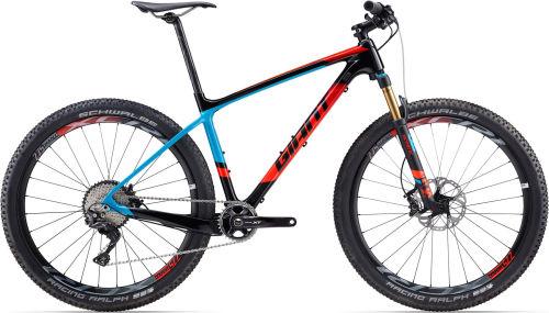 Giant XTC Advanced 1 2017 Cross country (XC) bike