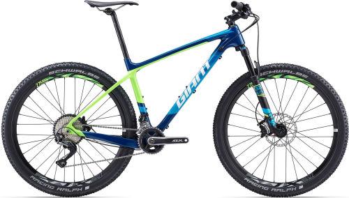 Giant XTC Advanced 2 2017 Cross country (XC) bike