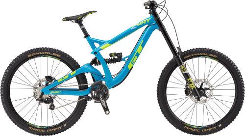 GT Fury Pro 2017 Downhill bike