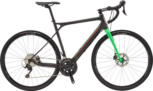 GT Grade Carbon 105 2017 Endurance bike