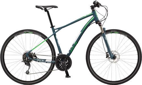 GT Transeo 1.0 2017 Racing bike