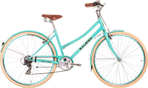Raleigh CAPRICE MINT 2017 Hybrid bike