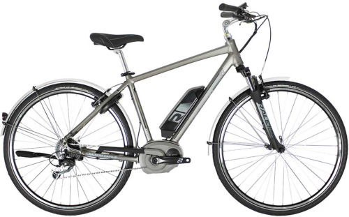 Raleigh CAPTUS CROSSBAR 2017 Electric bike