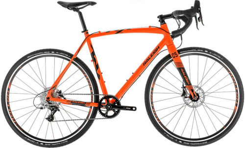 Raleigh RX PRO 1X 2017 Cyclocross bike